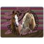 Kép 1/2 - I love horses asztali alátét (PLAKO)