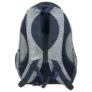 Kép 3/4 - BackUp iskolatáska, hátizsák - 4 rekeszes - Színes pöttyök (PLB1A11)