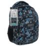 Kép 1/4 - BackUp iskolatáska, hátizsák - 4 rekeszes (PLB1A16)