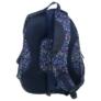 Kép 4/4 - BackUp iskolatáska, hátizsák - 4 rekeszes - Színes pöttyök (PLB1A3)