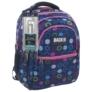 Kép 1/5 - BackUp iskolatáska, hátizsák (PLB1B18)