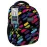 Kép 1/5 - BackUp iskolatáska, hátizsák (PLB1B53)
