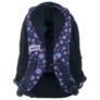 Kép 3/5 - BackUp iskolatáska, hátizsák - 4 rekeszes - Pöttyös (PLB1B6)