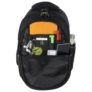Kép 5/5 - BackUp iskolatáska, hátizsák - 4 rekeszes - Pöttyös (PLB1B6)