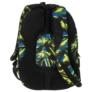 Kép 4/5 - BackUp iskolatáska, hátizsák - 4 rekeszes - Absztrakt (PLB1C29)