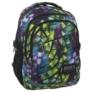 Kép 1/5 - BackUp iskolatáska, hátizsák - 3 rekeszes - Kaleidoszkóp (PLB1G50)