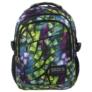 Kép 2/5 - BackUp iskolatáska, hátizsák - 3 rekeszes - Kaleidoszkóp (PLB1G50)