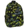 Kép 1/6 - BackUp iskolatáska, hátizsák - 3 rekeszes - Kék-zöld (PLB1H29)