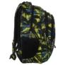 Kép 4/6 - BackUp iskolatáska, hátizsák - 3 rekeszes - Kék-zöld (PLB1H29)
