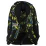 Kép 5/6 - BackUp iskolatáska, hátizsák - 3 rekeszes - Kék-zöld (PLB1H29)