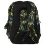 Kép 6/6 - BackUp iskolatáska, hátizsák - 3 rekeszes - Kék-zöld (PLB1H29)