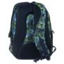 Kép 5/6 - BackUp iskolatáska, hátizsák - 3 rekeszes - Kék-zöld (PLB1H30)