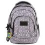 Kép 2/5 - BackUp iskolatáska, hátizsák - 4 rekeszes - Rózsaszín (PLB2A02)