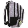 Kép 3/5 - BackUp iskolatáska, hátizsák - 4 rekeszes - Rózsaszín (PLB2A02)