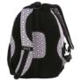 Kép 5/5 - BackUp iskolatáska, hátizsák - 4 rekeszes - Rózsaszín (PLB2A02)