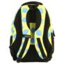 Kép 4/8 - BackUp iskolatáska, hátizsák - 4 rekeszes - Citromok (PLB2A23)