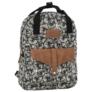 Kép 1/4 - BackUp iskolatáska, hátizsák - 1 rekeszes - Pitypangok (PLB2CA55)