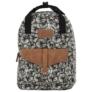 Kép 2/4 - BackUp iskolatáska, hátizsák - 1 rekeszes - Pitypangok (PLB2CA55)