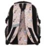Kép 4/5 - BackUp iskolatáska, hátizsák - 3 rekeszes - Mókás macskák (PLB2G62)