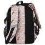Kép 5/5 - BackUp iskolatáska, hátizsák - 3 rekeszes - Mókás macskák (PLB2G62)