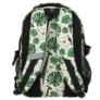 Kép 4/5 - BackUp iskolatáska, hátizsák - 3 rekeszes - Zsiráfok (PLB2G64)