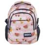 Kép 2/5 - BackUp iskolatáska, hátizsák - 3 rekeszes - Summer (PLB2G69)