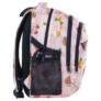 Kép 3/5 - BackUp iskolatáska, hátizsák - 3 rekeszes - Summer (PLB2G69)