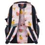 Kép 4/5 - BackUp iskolatáska, hátizsák - 3 rekeszes - Summer (PLB2G69)