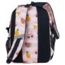 Kép 5/5 - BackUp iskolatáska, hátizsák - 3 rekeszes - Summer (PLB2G69)