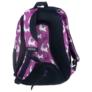 Kép 5/8 - BackUp iskolatáska, hátizsák - 3 rekeszes - Lámák (PLB2H03)
