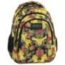 Kép 1/8 - BackUp iskolatáska, hátizsák - 3 rekeszes - Gyümölcsök (PLB2H29)