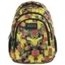 Kép 2/8 - BackUp iskolatáska, hátizsák - 3 rekeszes - Gyümölcsök (PLB2H29)