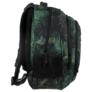 Kép 3/8 - BackUp iskolatáska, hátizsák - 3 rekeszes - Őserdő (PLB2H49)