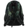Kép 4/8 - BackUp iskolatáska, hátizsák - 3 rekeszes - Őserdő (PLB2H49)