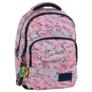 Kép 1/8 - BackUp iskolatáska, hátizsák - 3 rekeszes - Cseresznyevirág (PLB2L25)