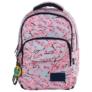 Kép 2/8 - BackUp iskolatáska, hátizsák - 3 rekeszes - Cseresznyevirág (PLB2L25)