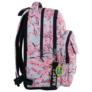 Kép 3/8 - BackUp iskolatáska, hátizsák - 3 rekeszes - Cseresznyevirág (PLB2L25)