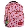 Kép 1/8 - BackUp iskolatáska, hátizsák - 3 rekeszes - Cseresznyés (PLB2L31)