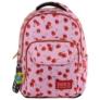 Kép 2/8 - BackUp iskolatáska, hátizsák - 3 rekeszes - Cseresznyés (PLB2L31)