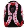 Kép 4/8 - BackUp iskolatáska, hátizsák - 3 rekeszes - Cseresznyés (PLB2L31)