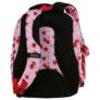 Kép 5/8 - BackUp iskolatáska, hátizsák - 3 rekeszes - Cseresznyés (PLB2L31)