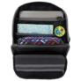 Kép 7/8 - BackUp iskolatáska, hátizsák - 4 rekeszes - Lemez minta (PLB2M42)