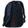 Kép 5/8 - BackUp iskolatáska, hátizsák - 4 rekeszes - Sötétkék (PLB2M46)