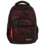 Kép 2/8 - BackUp iskolatáska, hátizsák - 4 rekeszes - Japán betűk (PLB2M47)