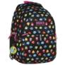 Kép 1/8 - BackUp iskolatáska, hátizsák - 3 rekeszes - Szamócás (PLB2N05)