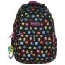 Kép 2/8 - BackUp iskolatáska, hátizsák - 3 rekeszes - Szamócás (PLB2N05)
