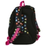 Kép 5/8 - BackUp iskolatáska, hátizsák - 3 rekeszes - Szamócás (PLB2N05)