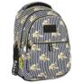 Kép 1/8 - BackUp iskolatáska, hátizsák - 3 rekeszes - Aranyhalak (PLB2N16)