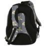 Kép 5/8 - BackUp iskolatáska, hátizsák - 3 rekeszes - Aranyhalak (PLB2N16)