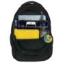 Kép 7/8 - BackUp iskolatáska, hátizsák - 3 rekeszes - Aranyhalak (PLB2N16)
